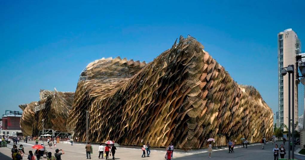 Pabellón de España. Expo Mundial Shanghai, 2007-2010